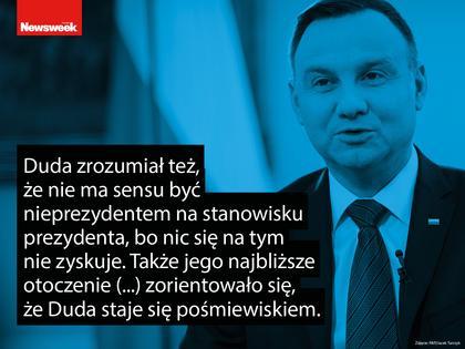 Jakub Bierzyński Andrzej Duda