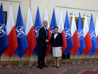 To jedna z najważniejszych wizyt szefa NATO w Polsce. Dlaczego?