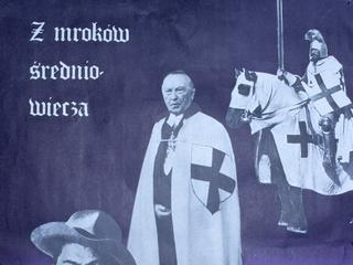Towarzysz Gomułka walczy z Krzyżakami