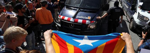 Katalonia demonstracja