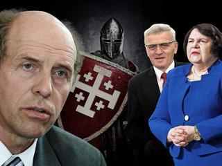 Członkowie tajemniczego zakonu w polskim parlamencie