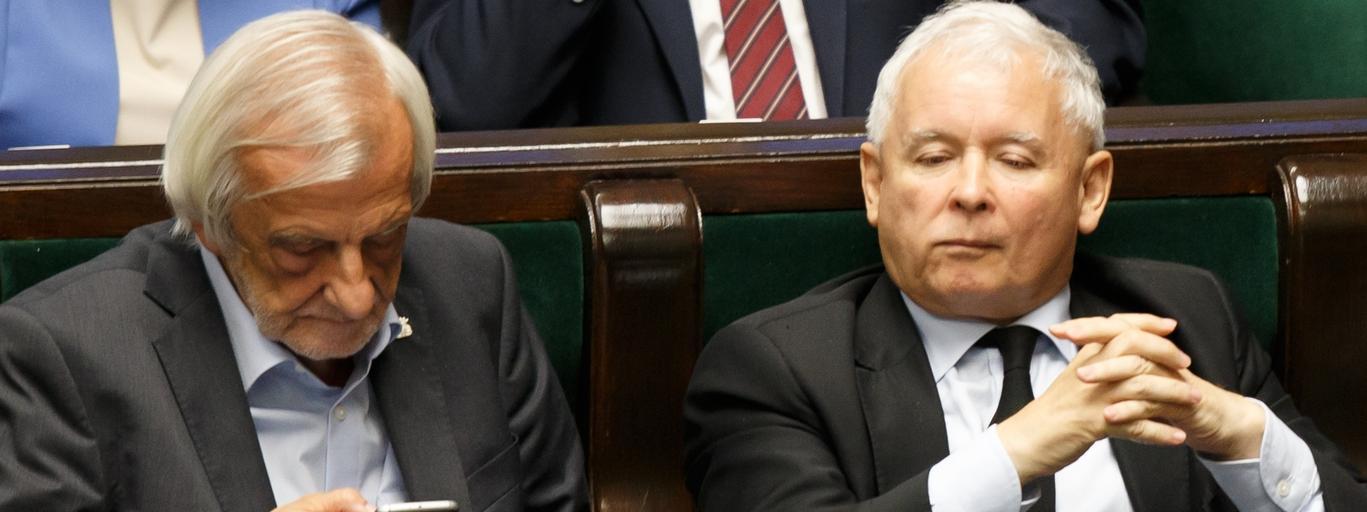 Sejm o KRS
