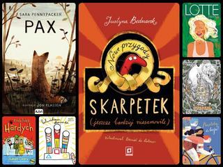 10 książek, które warto zabrać na wakacje z dzieckiem (albo dorzucić mu do plecaka)