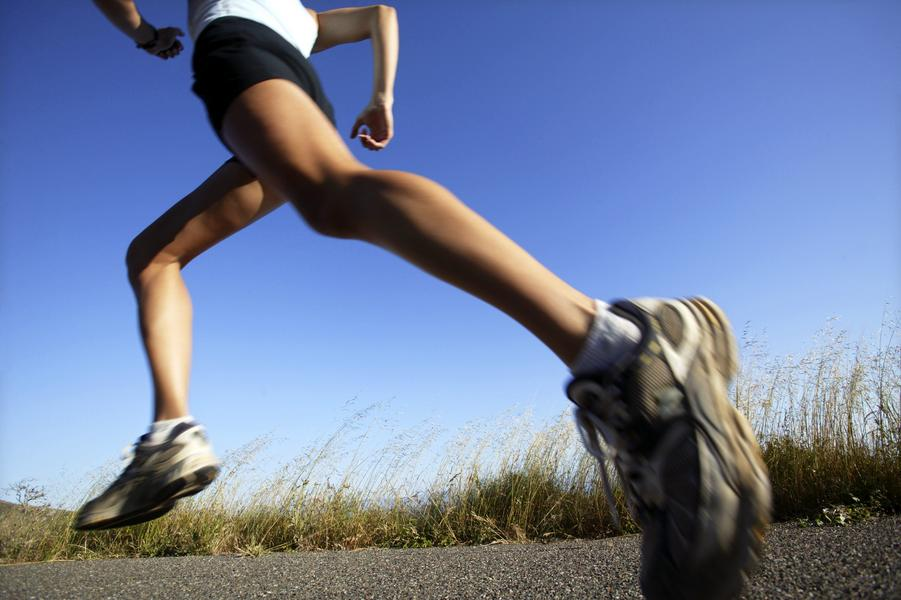 bieganie biegacz bieg