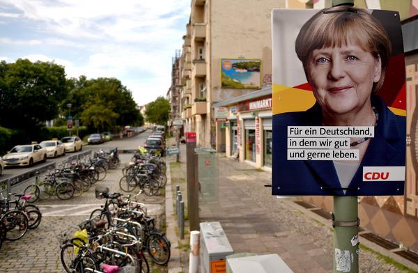 Merkel nie wchodzi na ring