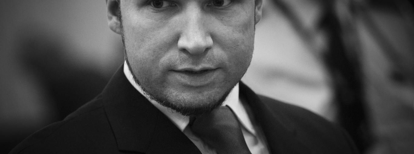 Anders Breivik Norwegia sąd przestępczość