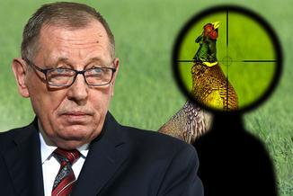 Klęska ministra Szyszki. Nie będzie polowań w Lesie Warmińskim