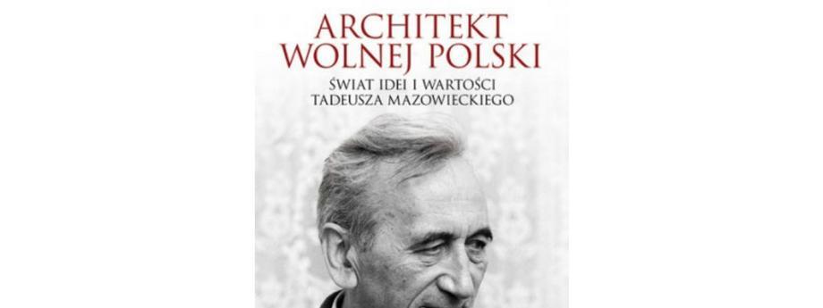 Architekt wolnej Polski, okładka