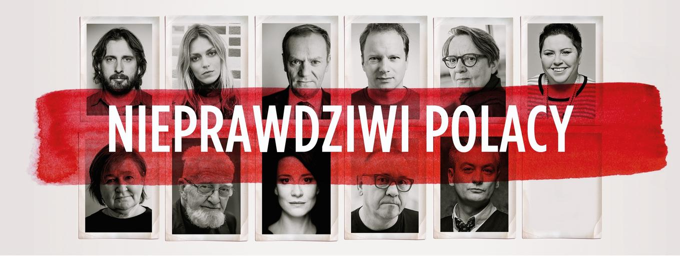 Okładka Newsweeka 44_2017 Nieprawdziwi Polacy