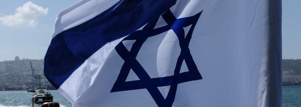 Izrael flaga Izraela izraelska flaga