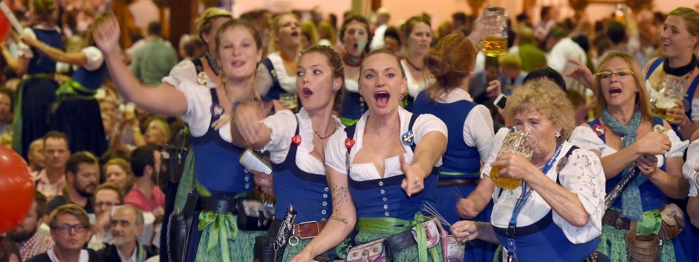 Oktoberfest Monachium