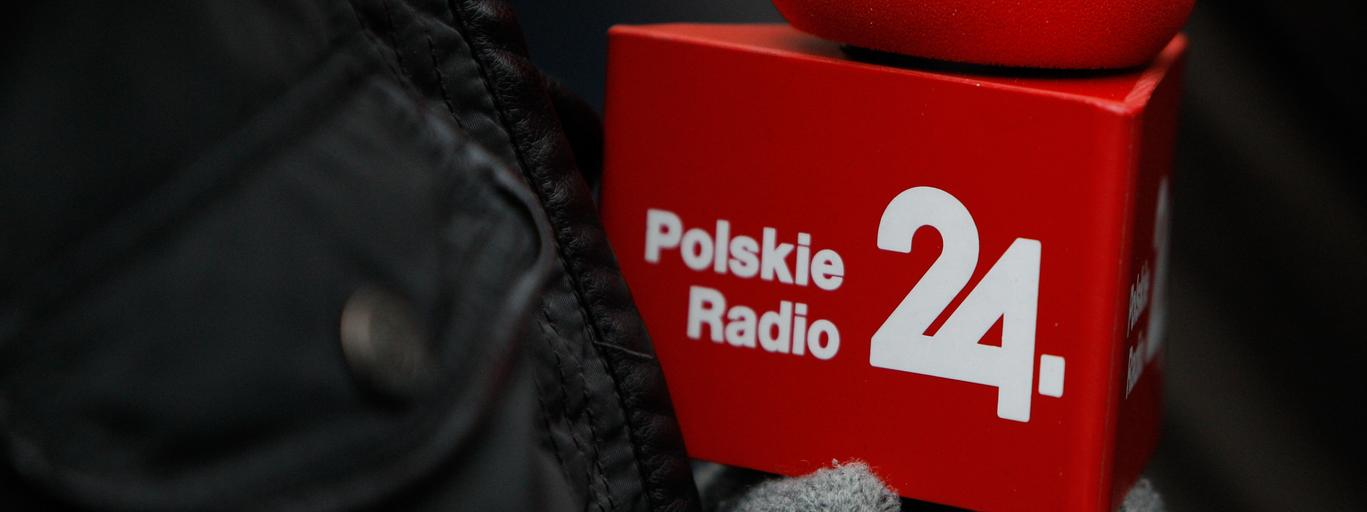 Polskie Radio 24 media dziennikarstwo radio