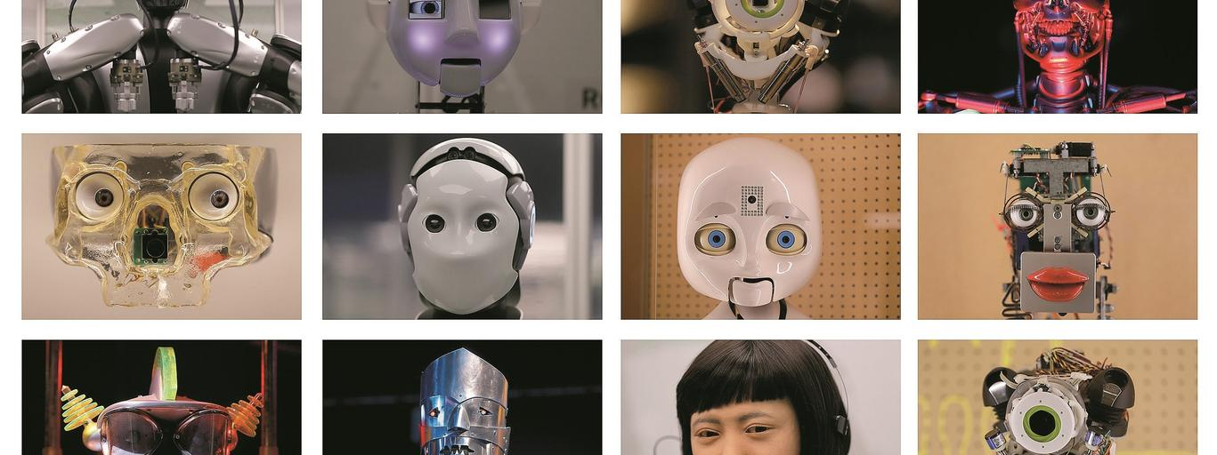 Roboty w Muzeum Nauki w Londynie