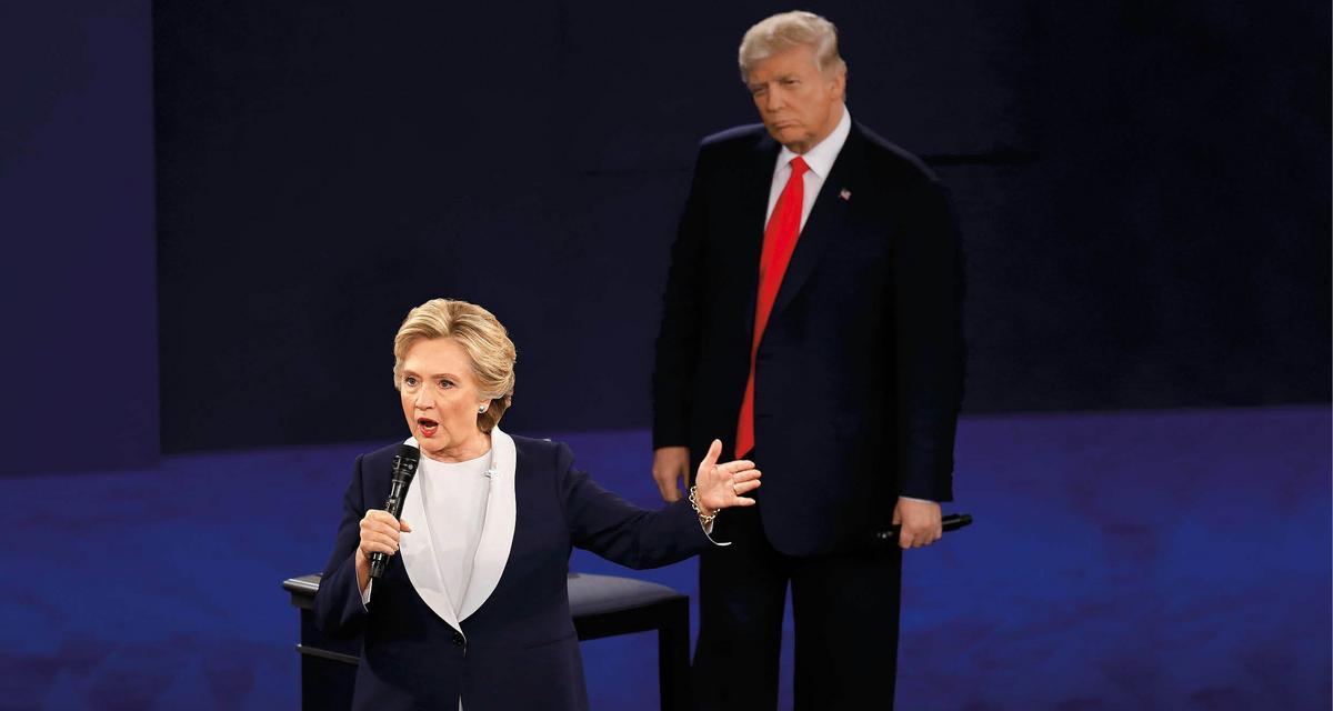 Hillary nie wie, co się stało