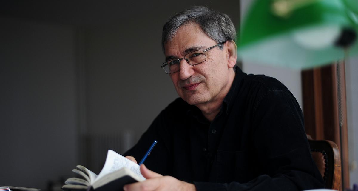Orhan Pamuk: Powieść nas przeżyje