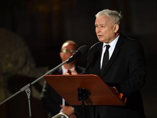 Kaczyński: Jest to nasz marsz ostatni. Kończymy