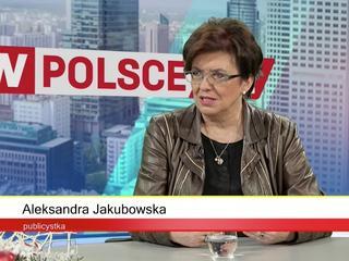 Powrót Jakubowskiej do telewizji. Była posłanka SLD prowadzi program u Karnowskich