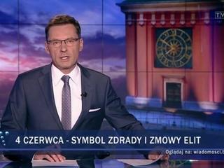 Kłamstwo TVP przebrało miarę