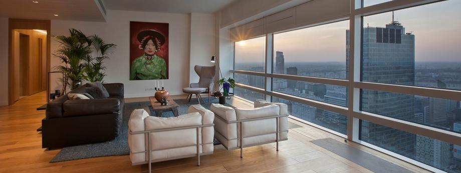 Złota 44 apartament