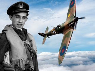 Polak z Dywizjonu 303 został ikoną RAF-u. Zwyciężył w plebiscycie na najlepszego pilota