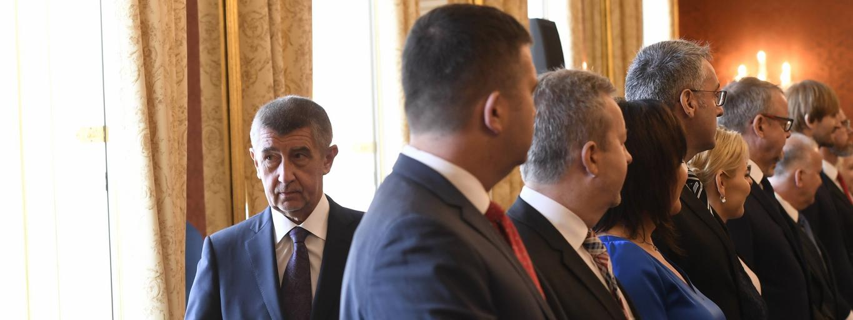 Andrej Babisz Czechy nowy rząd komuniści