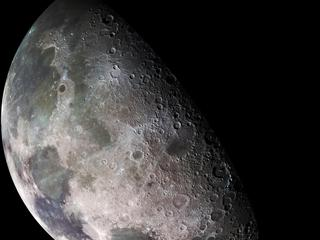 Woda na Księżycu