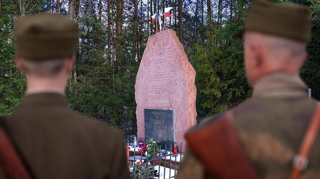 Pomnik na kielecczyźnie