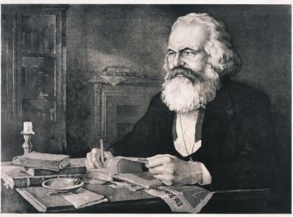 Karl Marx Karol Marx