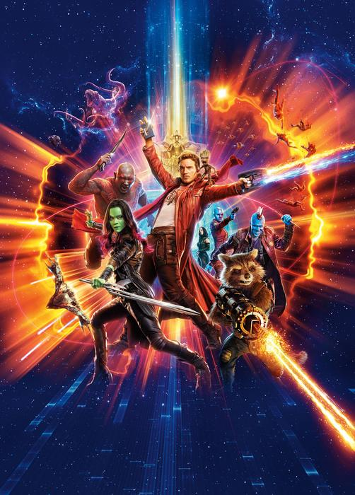 Kadry z filmu Guardians of the Galaxy 2