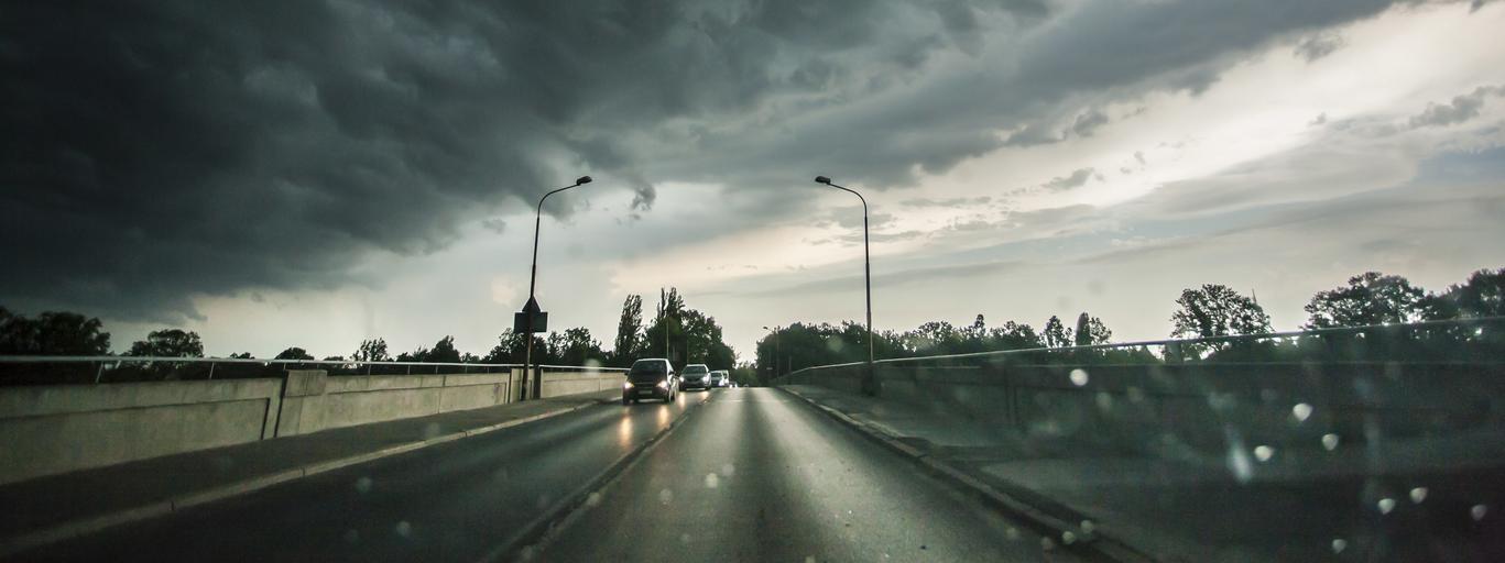 burza na Dolnym Śląsku
