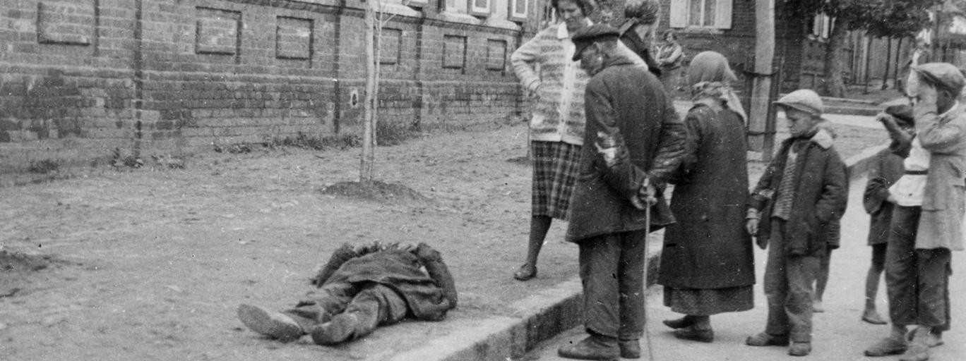 Anne Applebaum Czerwony głód Ukraina