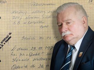 """Lech Wałęsa jednak nie był """"Bolkiem""""? Jest nowa opinia grafologów"""