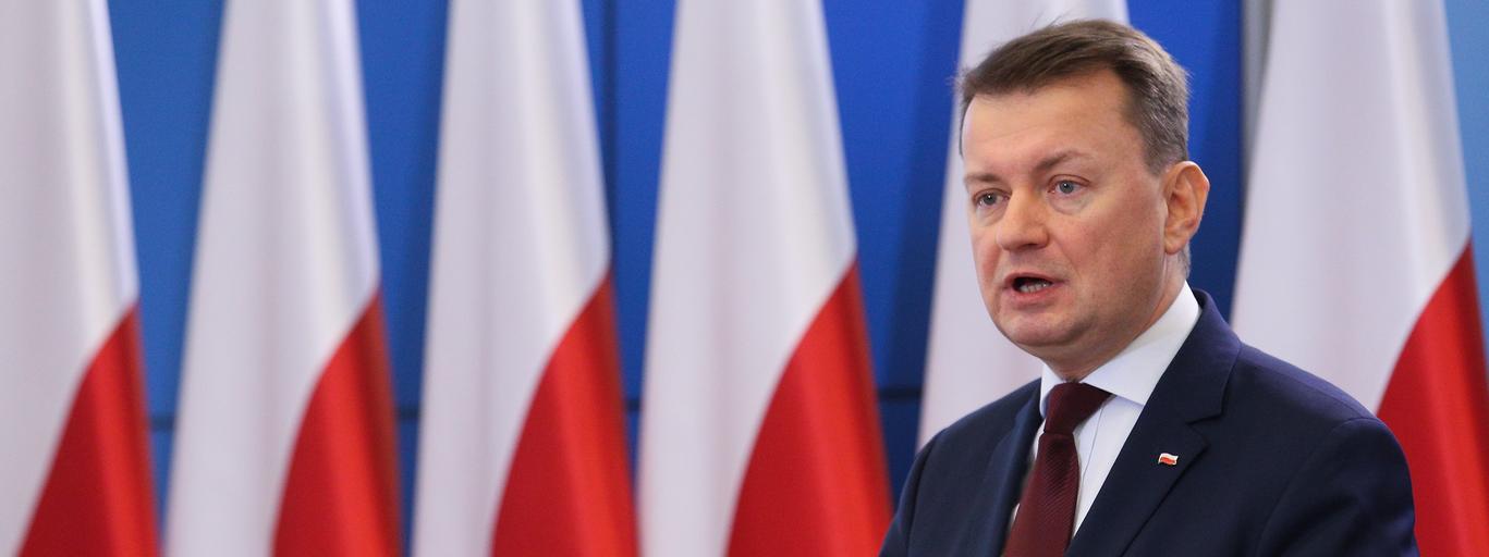 Konferencja premier Szydlo i ministra Blaszczaka