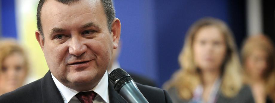 Stanisław Gawłowski Platforma Obywatelska PO polityka