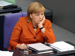 Merkel: Nie modlę się o zwycięstwo w wyborach