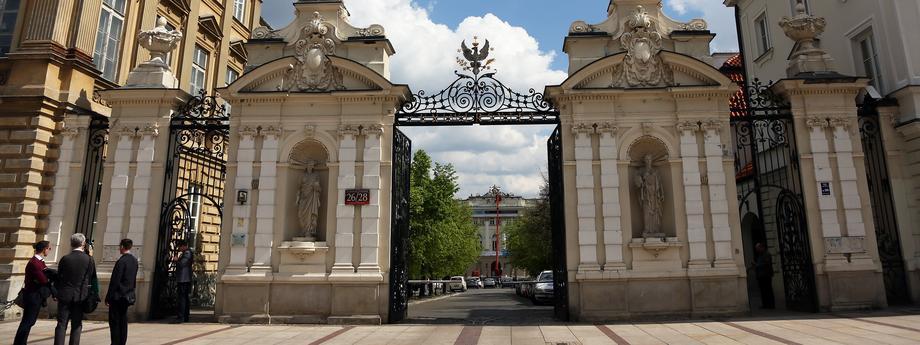 Uniwersytet Warszawski edukacja oświata szkolnictwo wyższe uczelnie nauka