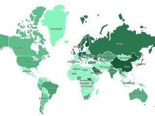 Państwa i narody najbardziej przyjazne obcokrajowcom