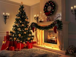 Urokliwe dekoracje i ozdoby na Boże Narodzenie