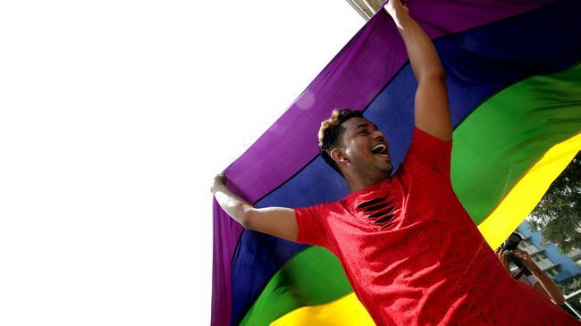 Indian Supreme Court legalizes gay sex in landmark ruling