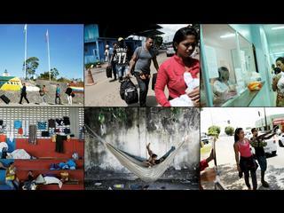 Wenezuela emigruje