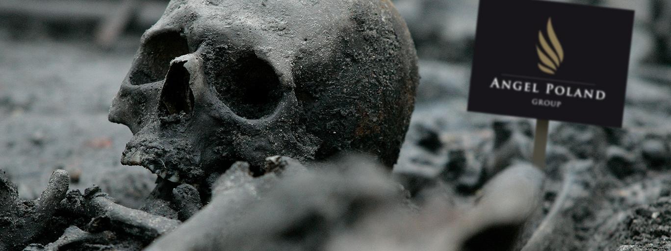 Kraków prowadzi wykopaliska