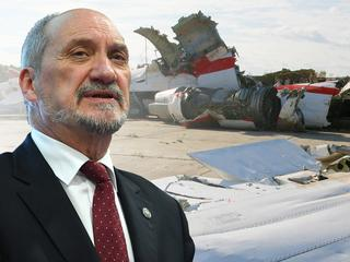 """""""To nie był wypadek"""". Macierewicz ogłasza, kiedy potwierdzi zamach"""