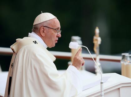 Papież Franciszek Światowe Dni Młodzieży 2016 Częstochowa