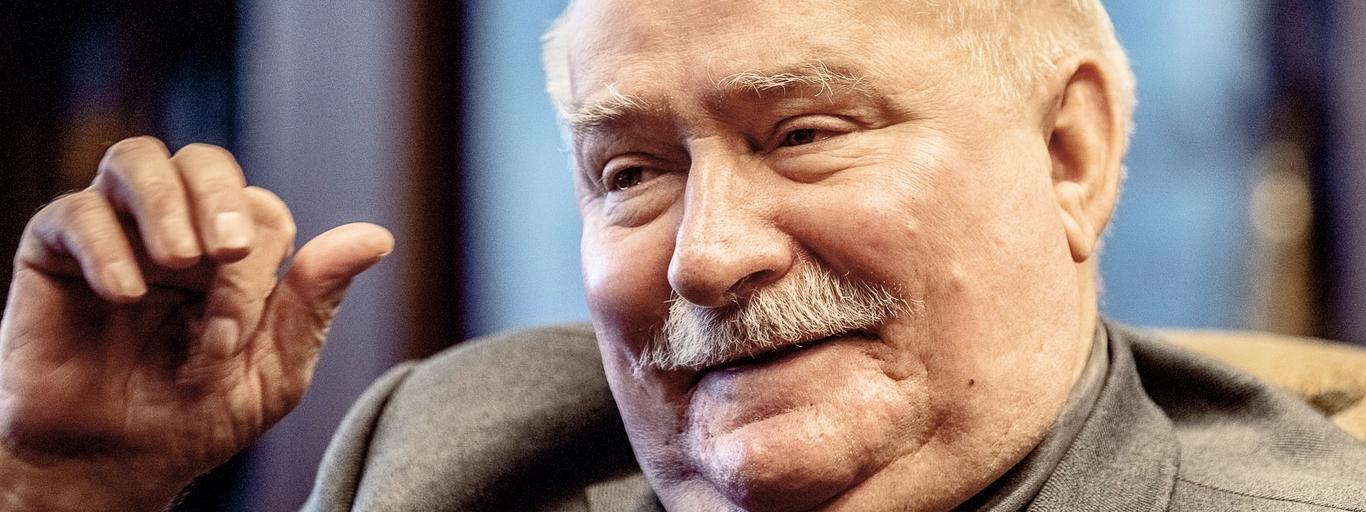 Lech Wałęsa, wideo, wiara, Bóg, wywiad