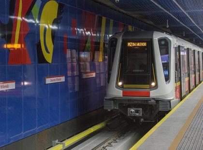Otwarcie 2 linii metra M2