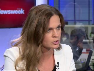 """Barbara Nowacka: """"Znaleźliście sobie dziewczynkę do bicia - lewicę"""""""