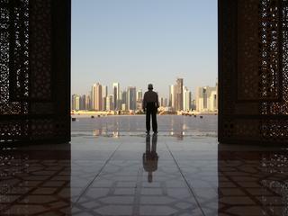 Saudowie złapali Katar