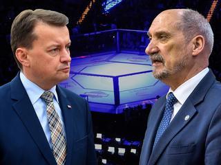 Konflikt Macierewicza i Błaszczaka. Wiadomo już, dlaczego odwołano szefa PWPW