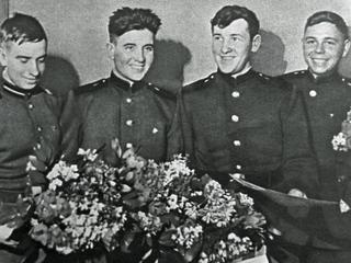 Czterej panowie nabarce