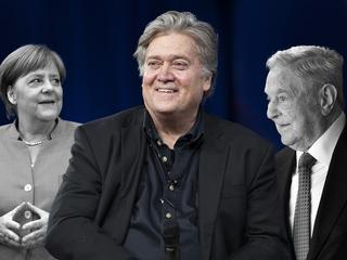Były doradca Trumpa tworzy prawicową międzynarodówkę przeciw Merkel i Sorosowi